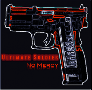 Ultimate Soldier - No Mercy EP - cover