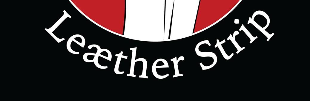 1140Leæther Strip - Where's The Revolution