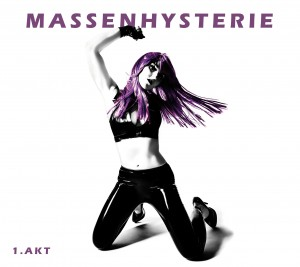 Distorted Picture Photography_Massenhysterie Cover