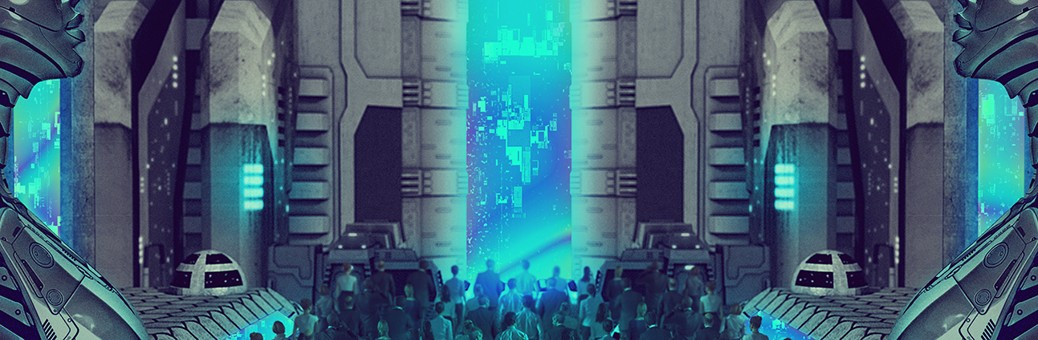 1140Third Realm - Dystopian Society
