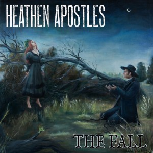 Heathen Apostles - The Fall EP Cover hi res