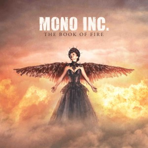 MONO INC. - The Book of Fire (cover)