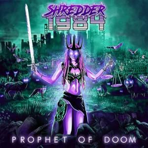 Shredder 1984