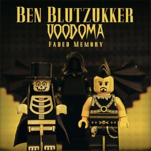 Cover Artwork - Ben Blutzukker & Voodoma - Faded Memory